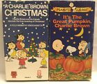 Charlie Brown Lot Of 2 VHS A Charlie Brown Christams & It's The Great Pumpkin...