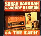 SARAH VAUGHAN & WOODY HERMAN On The Radio - The 1963 Live Guard Sessions CD 2008