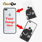 Iphone Printed Customized photo Hard PC Phone Case Soft Silicon Cover