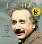 Einstein : His Life and Universe by Walter Isaacson (2011, CD, Abridged)