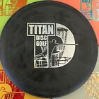 GATEWAY Titan Disc Golf Stamp SSS Wizard Disc Golf Pick Your Color/Weight/Stamp!