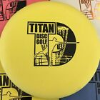 GATEWAY Titan Disc Golf Stamp SSS Warlock Disc Golf Pick Your Color/Weight/Stamp