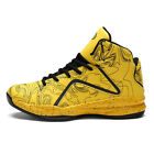 Mens Professional Basketball Shoes Outdoor Sneakers Breathable Athletic Big size