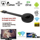 Chromecast 4th Generation 1080P HD HDMI Media Video Digital Streamer For Google