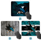 San Jose Sharks Sport Laptop Gaming Mouse Pad Mat Mousepad Desktop $4.49 USD on eBay