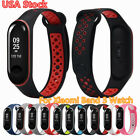 For Xiaomi Mi Band 3 Smart Watch Replacement Silicone Sport Wristband Strap USA image