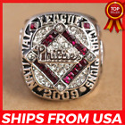 FROM USA -2009 PHILADELPHIA PHILLIES World Series Champions RING National League on Ebay