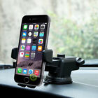 Universal 360° Phone Holder Dashboard Windshield Long Arm Car Stand Mount+Sucker