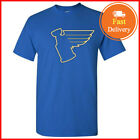 St Louis Blues Stanley Cup Western Conference Finals 2019 T Shirt S-5XL $11.99 USD on eBay