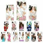 Family Phone Case For iPhone 6s 7 8 Plus X XS MAX XR Mom Baby Cover Happy Mother