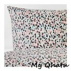 IKEA SMASTARR Duvet cover Twin, Full/Queen , King pillowcase dotted, multicolor image
