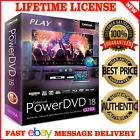 CyberLink PowerDVD Ultra 18 LIFETIME LICENSE 🔥 DOWNLOAD 🔥 FAST EMAIL DELIVERY