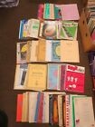 LARGE LOT OF MUSIC BOOKS MOST ARE PIANO HANON, NOUS + MANY MORE