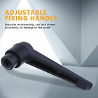 4x Clamping Lever Knobs Adjustable Fixing Handle M4/5/6/8/10/12 Female Thread ec