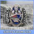 FROM USA - 2016-2017 NEW ENGLAND PATRIOTS Super Bowl Champions Ring T.BRADY N°12 on eBay