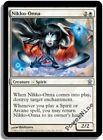 1 Nikko-Onna * White Saviors of Kamigawa Mtg Magic Uncommon 1x x1