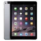 Apple iPad Air - 16GB 32GB 64GB 128GB - Wi-Fi + Cellular - Silver, Space Gray
