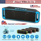 Portable/Outdoor Hands-Free HD Stereo Wireless Speaker With Aux-In USB TF Slot