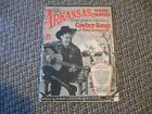 Old Vintage 1931 ARKANSAS WOOD CHOPPERS Greatest COWBOY SONGS Yodel Guiar Piano