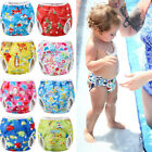 Kyпить Nwt Adjustable Reusable Baby Summer Swim Diaper Trunks Waterproof Swimwear Nappy на еВаy.соm