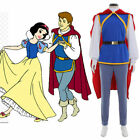 Hot Grimm's Fairy Tales Snow White Prince Costume Prince Mens Costume