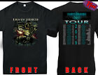 Disturbed and Three Days Grace Tour dates 2019 New T-shirt