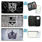 Los Angeles Kings Leather Travel Wallet Passport Organizer Holder Card $15.99 USD on eBay