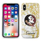 Florida State Seminoles Marble iPhone X Case