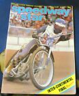 SPEEDWAY STAR MAGAZINE VARIOUS ISSUES 1982
