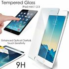 REAL TEMPERED GLASS FILM LCD SCREEN PROTECTOR FOR APPLE IPAD MINI 1/2/3 & iphone