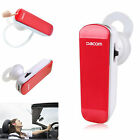 Wireless In-Ear Bluetooth Headset Earphone For Android Cellphones iPhone XS Max