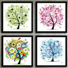 5D Shining Resin Rhinestone Four Seasons Tress Embroidery DIY Diamond Painting