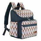 Diapers Bag Fashion Mummys Maternity Nappy Brand Baby Travel Backpack Organizer