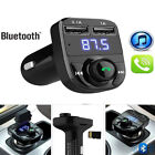 Profi Auto Bluetooth FM Transmitter Wireless Radio MP3 Player Dual USB Ladegerät