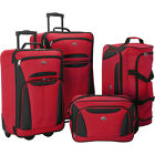 American Tourister Fieldbrook II 4-Piece Nested Luggage Luggage Set NEW