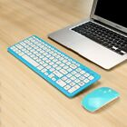 MLD-568 Simple Ultra-Slim USB Mini Wireless Keyboard and Mouse Combo Kit SL