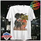 FREESHIP OZZY OSBOURNE Rare Concert 1988 T-shirt White Unisex S-6XL Tee Limited image