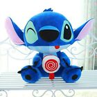 New Lilo and Stitch Plush Toy Soft Touch Stuffed Doll Figure Toy For Kid 20/25cm