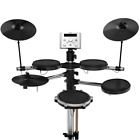 (New) TDX-10 Electonic Drum Kit, has chockable cymbals, dual zone snare & more!