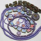 Lilac-Amethyst+Dragonfly+Czech+Beads%2C+with+NEW+flowers+and+Rectangles