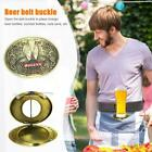 Outdoor Beer Head Belt Bottle Buckle for Camping Picnic Wine Can Holder Tools