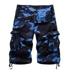 Mens Casual Camo Shorts s Combat Shorts  Pants Cargo Work Out Sport Trousers