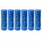 18650 Battery 3000mah Rechargeable 3.7 Li-ion Flat Top Head Cell For Vape Mods