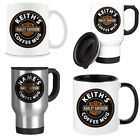 Personalised Harley Davidson Bike Mug Key ring Custom - ANY NAME'S TEA COFFEE £4.99 GBP on eBay