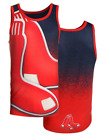 MLB Men's Boston Red Sox Big Logo Tank Top Shirt, Red on Ebay