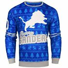 NFL Men's Detroit Lions Barry Sanders #20 Retired Player Ugly Sweater $49.99 USD on eBay