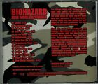 biohazard cd new world disorder PROMO  mead 1084-2