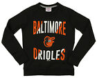 Outerstuff MLB Youth/Kids Boys Baltimore Orioles Performance Fleece Sweatshirt on Ebay