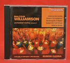 CHANDOS: MACOLM WILSON ORCHESTRAL WORKS - VOL 2  :  ICELANS SYMPH ORCH