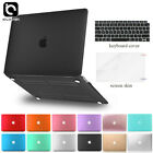 For Macbook Air 13 inch Matte Hard Case Shell 2016-2020+Keyboard Skin+LCD Film